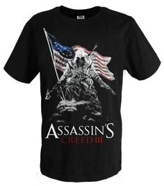 Assassin's Creed  T-shirt Tee