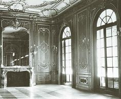 Lynnewood Hall Reception Room - pic courtesy of Stephan Barron