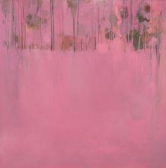 "Saatchi Art Artist Wayne Sleeth; Painting, ""Composition in Pink"" #art"