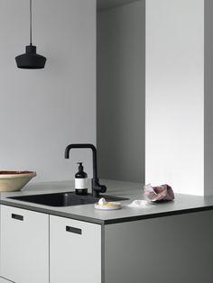 &SHUFL kitchen - laminate collection.