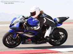 Ladies from all over the country came to hone their riding skills at the Women's Yamaha Champions Riding School.