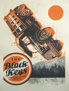 The HOTTEST gig posters of 2012 (so far)