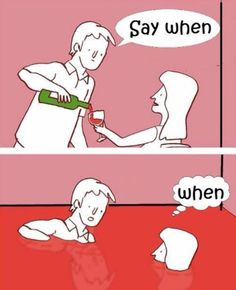 Top Ten Tuesday: 10 funny wine pictures people have tagged me in - Our Three Peas