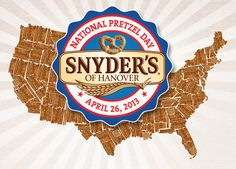 50 states, all pretzel.