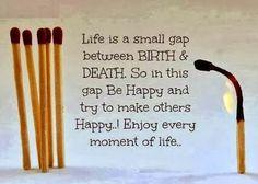 Small gap indeed.