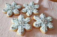 Frozen cookies para el cumple de Ludmila!!