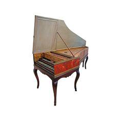 Collesse - 1748 #location #clavecin #harpsichord #restauration