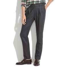 Madewell - Tailored Trousers
