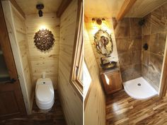 Simblissity's 204 Sq Ft Stone Cottage - TINY HOUSE TOWN