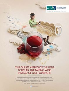 JWT Singapore's new campaign for SilkAir repositions the carrier as a service-oriented alternative for both business travelers and vacationing passengers utilizing its newly-expanded network of destinations.
