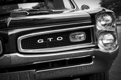 1966 Pontiac GTO - by Gordon Dean II