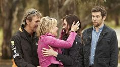 Patrick brammall in a show I love. Upper middle bogan :)