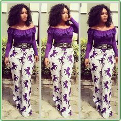 Trending and Stylish ankara trousers and top trend of all times, These ankara trousers are meant to make you look fabulous in your favorite African fabric Ankara Styles For Men, Beautiful Ankara Styles, Latest Ankara Styles, Kente Styles, African Print Dresses, African Fashion Dresses, African Dress, African Prints, African Clothes
