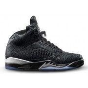 599581-003 Air Jordan 5 Retro 3Lab5 Black/Black-Metallic Silver Online $149.00  http://www.theblueretros.com
