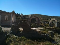Ghost Town, Real de Catorce, San Luis Potosi, Mexico