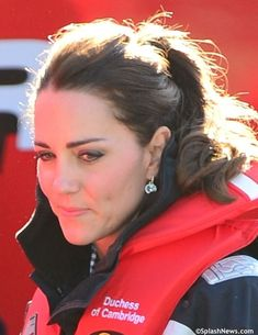 What Kate Wore blog post for April 13, 2014. She had a personalized life vest! :)