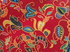 Malaysia : Batik