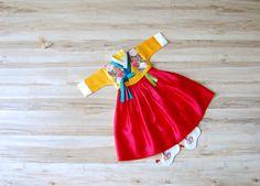 모** 공주아기씨의 돌잔치를 위한 위한 특별한 맞춤 돌한복! : 네이버 블로그
