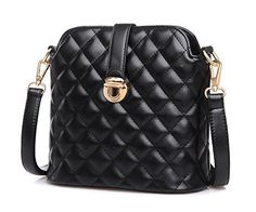 New Trending Cross Body Bags: Mini Cross Body Pu Leather Shoulder Bag Handbag for Women with Removable Adjustable Strap, (black). Mini Cross Body Pu Leather Shoulder Bag Handbag for Women with Removable Adjustable Strap, (black)  Special Offer: $32.99  155 Reviews Stylish Unique Design: This leather shoulder bag has unique stylish compact design. This bag is a great organizerand super easy to carry around...
