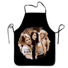 Women's Fashion Cotton Dixie Chicks Poster 2016 Chef Cooking Cook Apron Bib - Brought to you by Avarsha.com