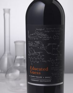 Educated Guess Wine Roots Run Deep Wine Label & Package Design Napa Valley