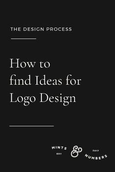 How to brainstorm and find good ideas for Logo Design Brand Identity Design Logo Design Process Graphic Design Logo And Identity, Logo Branding, Business Branding, Brand Identity Design, Corporate Design, Branding Design, Corporate Branding, Business Tips, Graphisches Design
