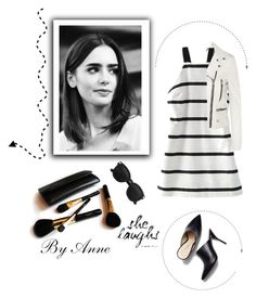 """""""She Laughs"""" by anne-977 ❤ liked on Polyvore featuring Iman, Yves Saint Laurent and 3.1 Phillip Lim"""