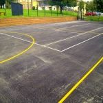 Sports Court Dimensions