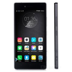 Lenovo Z90-7 Android 5.1 4G телефон ж / 3GB оперативной памяти , 32 ГБ ROM - черный + серый