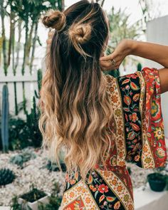 """6,866 Likes, 36 Comments - SPELL (@spell_byronbay) on Instagram: """"That's what we call hairspo festival hair and makeup tutorial with @lucianarose on the blog now ~…"""""""