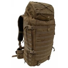 Tactical Tailor Custom Equipment, Extended Range Operator Pack, 3,142 cu. in., Military-Grade 1000 Denier Condura Nylon, Available in Coyote Tan, ACU Digital, OD Green, Crye Precision Multicam, and Black. MSRP:$372.50