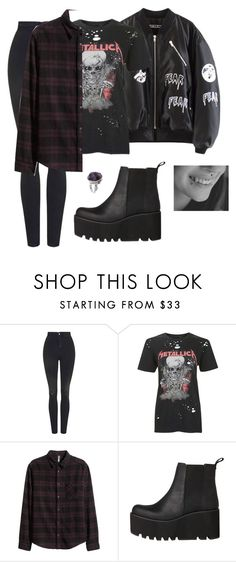 """Untitled #705"" by akts on Polyvore featuring Topshop and Windsor Smith"