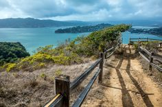 Get your legs moving, your heart pumping, and your eyes totally bugging at these breathtaking hiking spots in and around San Francisco.