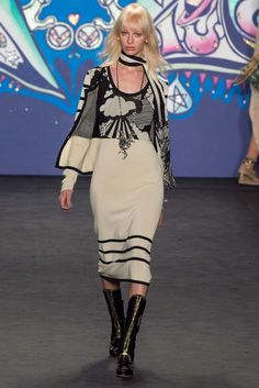 Anna Sui Spring 2015 Ready-to-Wear - Collection - Gallery - Style.com
