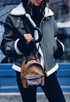 21 Most Iconic Designer Backpacks to Get Your Hands on. Fashion  BackpackBackpack OutfitLv ... 7d0532df52ae9