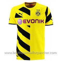 Maillot de foot pas cher Borussia Dortmund 2015 Domicile
