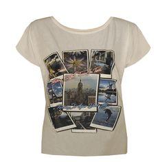 Γυναικεία μπλούζα Pictures. Δες την εδώ--> http://be-casual.gr/mplouza-pictures.html