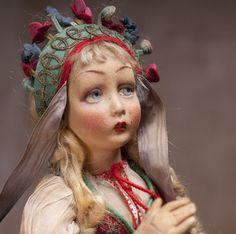 Rare LENCI Mara Doll