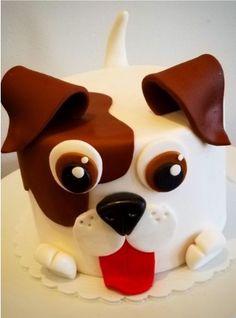 dog cakes for kids dog cake dog dog cake recipe dog cake dog cake recipe easy dog cakes for kids dog cakes for dogs dog cake recipe peanut butter dog cake topper dog cake easy Puppy Birthday Cakes, Puppy Birthday Parties, Themed Birthday Cakes, Birthday Cake Girls, Dog Birthday, Birthday Cakes Girls Kids, Puppy Party, Puppy Dog Cakes, Birthday Cake Decorating