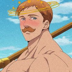 Seven Deadly Sins Anime, 7 Deadly Sins, Anime Guys, Manga Anime, Cute Icons, Animes Wallpapers, Aesthetic Anime, Kawaii Anime, Anime Characters