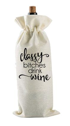 Personalized Wine Bag/Valentine Wine Bag/ Hostess Gift/ Wine Bag by RuffledFeathersICT on Etsy Wine Bottle Gift, Bottle Bag, Wine Gifts, Wine Baskets, Bride And Groom Gifts, Personalized Wine, Funny Gifts, Gag Gifts, Cricut Creations