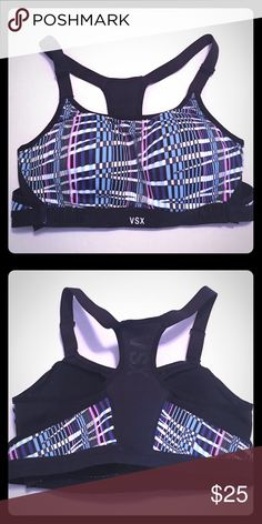 ⭐️Victoria secret training bra VSX 34 B no wires ⭐️Like new hardly used. Victoria's Secret Intimates & Sleepwear Bras