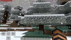 Minecraft-snow-tree