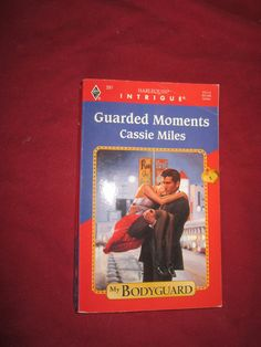 Guarded Moments by Cassie Miles Harlequin Intrigue # 391 (1996) For Sale At Wenzel Thrifty Nickel eCRATER store