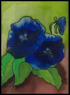 Akvarell festése