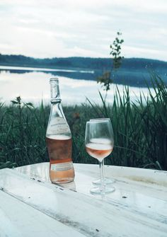 Wine / Finland / Nightless night / Noora & Noora blog / nooraandnoora.com Finland, Alcoholic Drinks, Night, Glass, Summer, Blog, Life, Wine, Summer Time