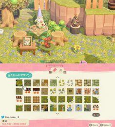 Animal Crossing Wild World, Animal Crossing Guide, Animal Crossing Qr Codes Clothes, Animal Crossing Pocket Camp, Nintendo Switch, Pink Island, Spring Animals, Motifs Animal, Animal Games