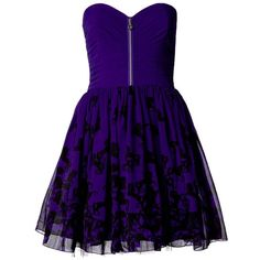 Lipsy London Vestito - blu - Zalando.it ($130) ❤ liked on Polyvore featuring dresses, vestidos, short dresses, lipsy dresses, lipsy, mini dress and short purple dresses