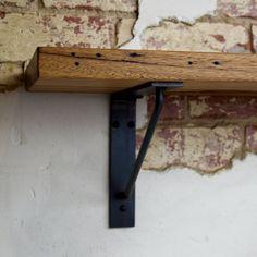 Industrial Steel Shelf Bracket No.2