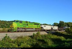RailPictures.Net Photo: 1072 Norfolk Southern EMD SD70ACe at The Plains, Ohio by Josh1072